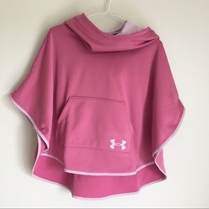 Under Armour Girls Hooded Cape
